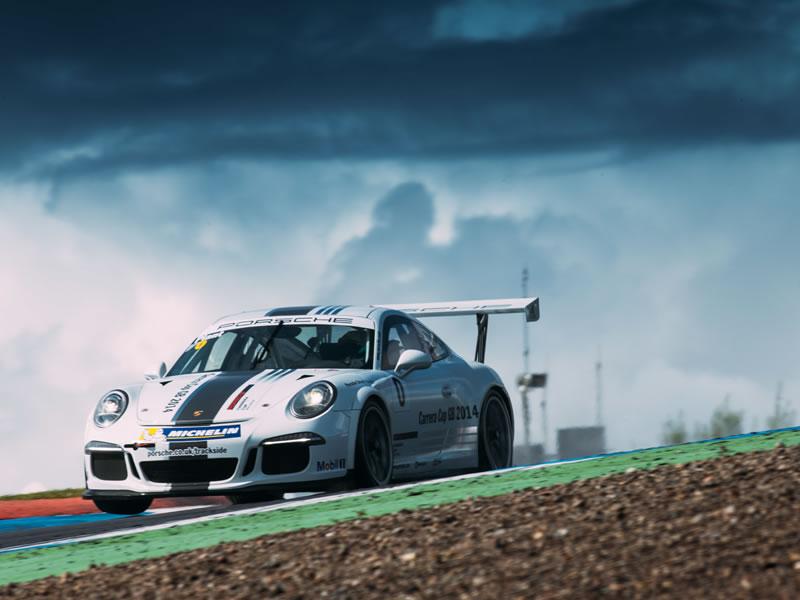 Porsche Carrera Cup 2014