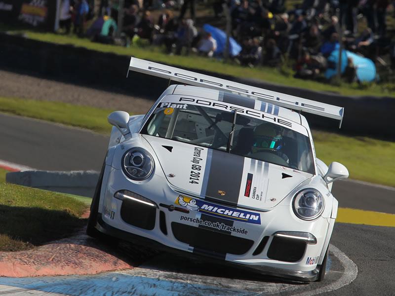 Porsche Carrera Cup 2014 II