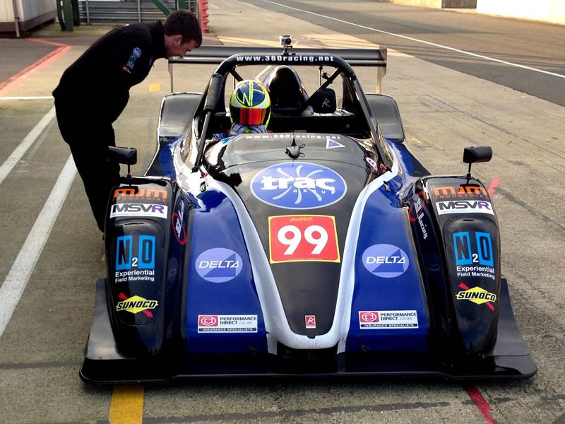 Radical SR3 Test 2013